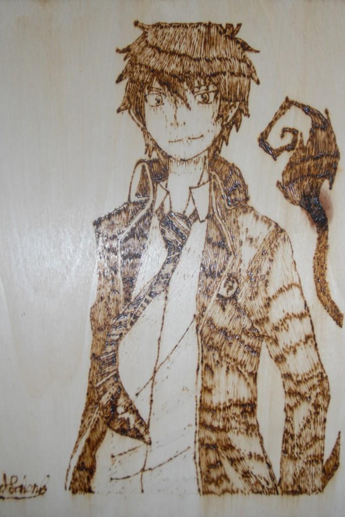 Ao no Exorcist: Rin Okumura