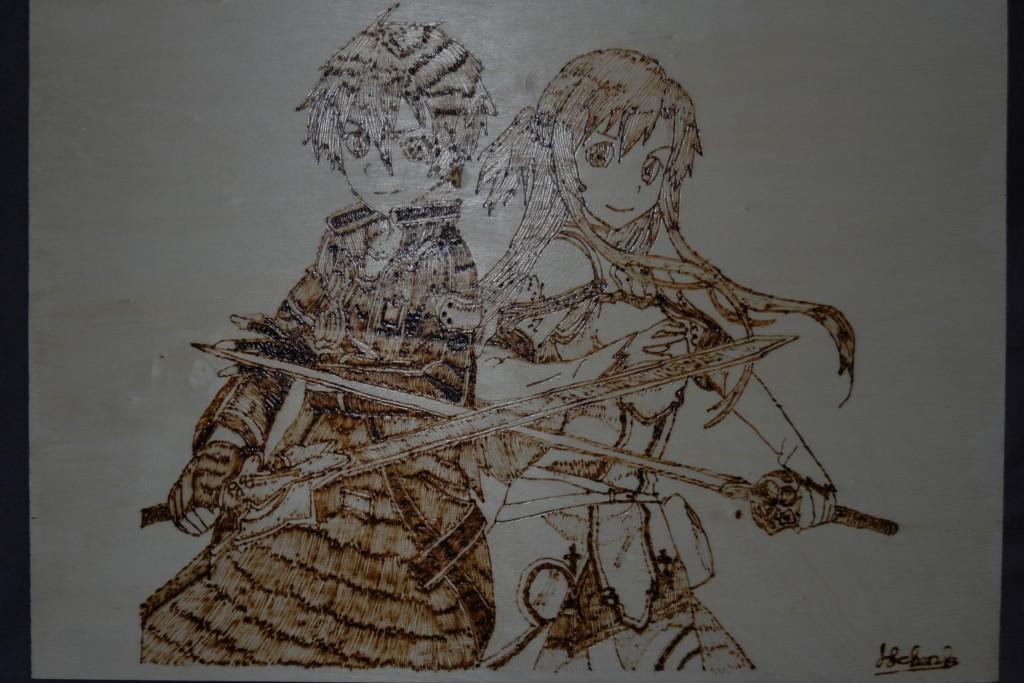 Sword Art Online: Asuna & Kirito